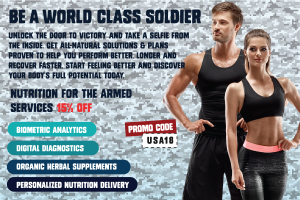 Nutrition for the Armed Services