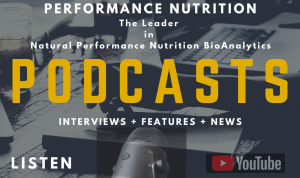 Podcasts • Interviews • News from Trey Triplette and 3natural Bionutrition®