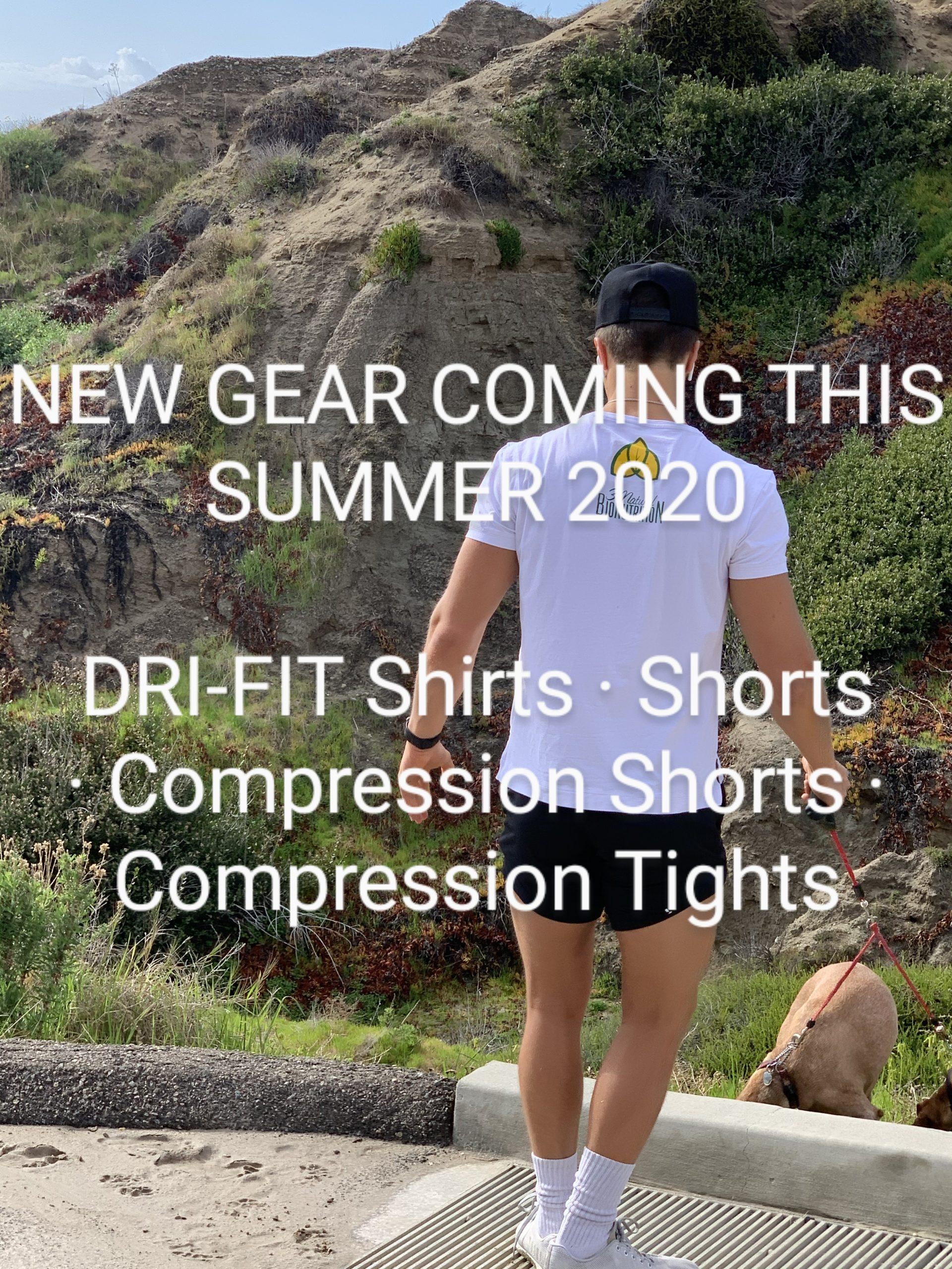 NEW ARRIVALS - DRI-Fit Training Gear - Summer 2020